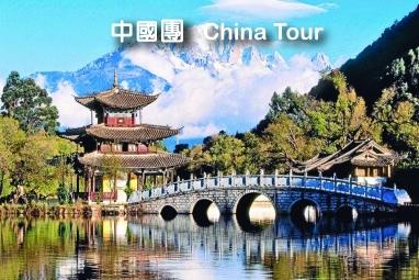 <h5>中國團 / China Tour</h5>