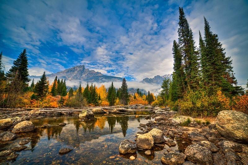 2021  Y5  Salt Lake City-Yellowstone National Park 4 DAYS