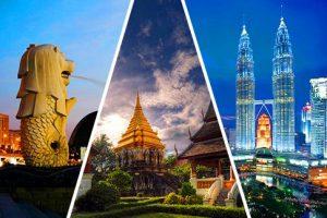 2019 新加坡 馬來西亞 泰國11日休閒遊