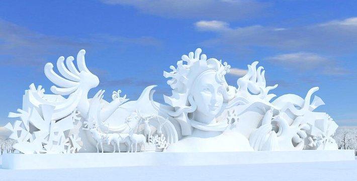 大連丹東、長白山、哈爾濱雪/冰雕,最浪漫雪鄉 八天純玩遊