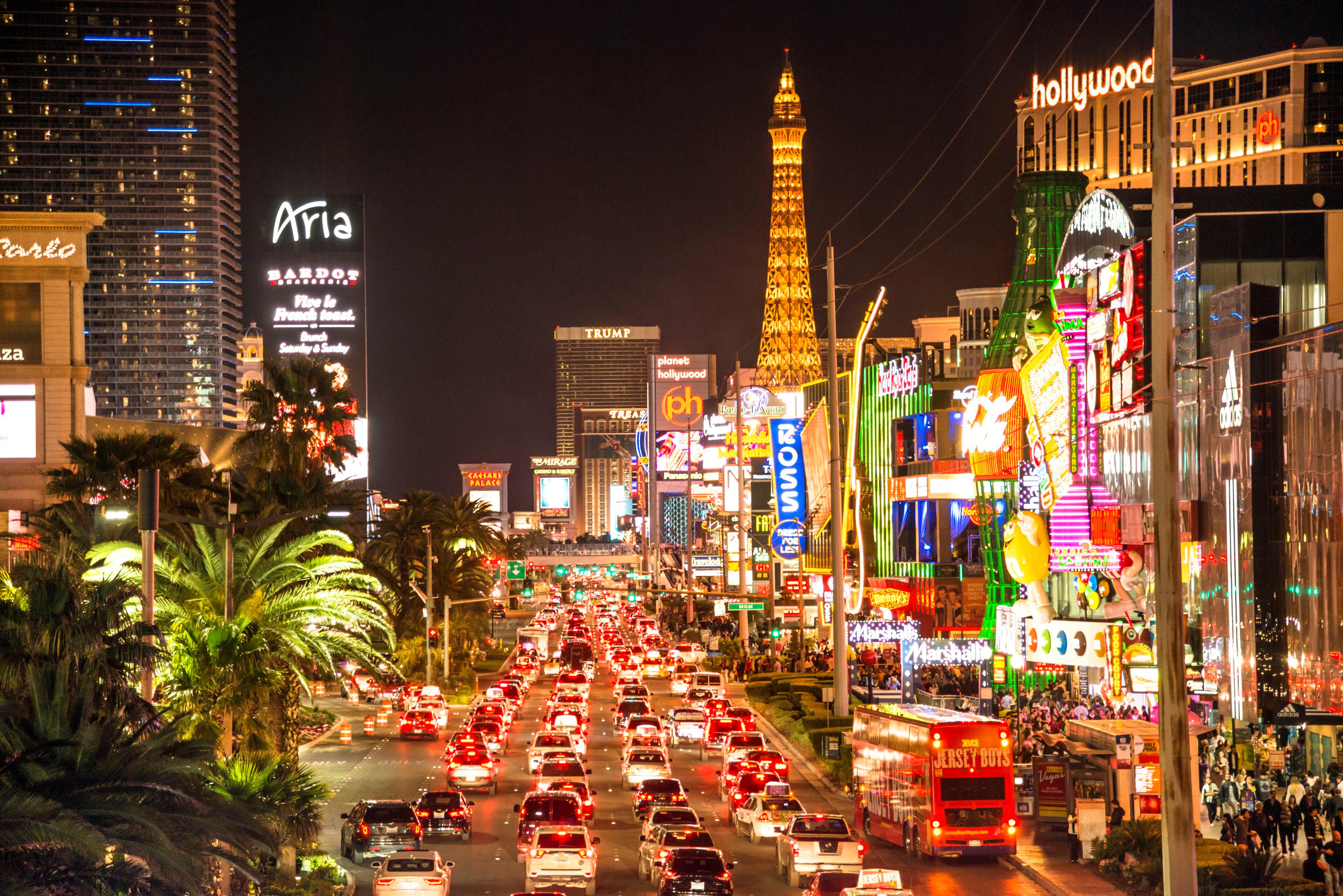 2020 拉斯維加斯 Las Vegas