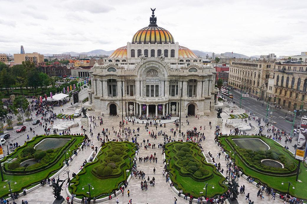 2020  墨西哥城 , 坎昆五天四夜(天天出發)