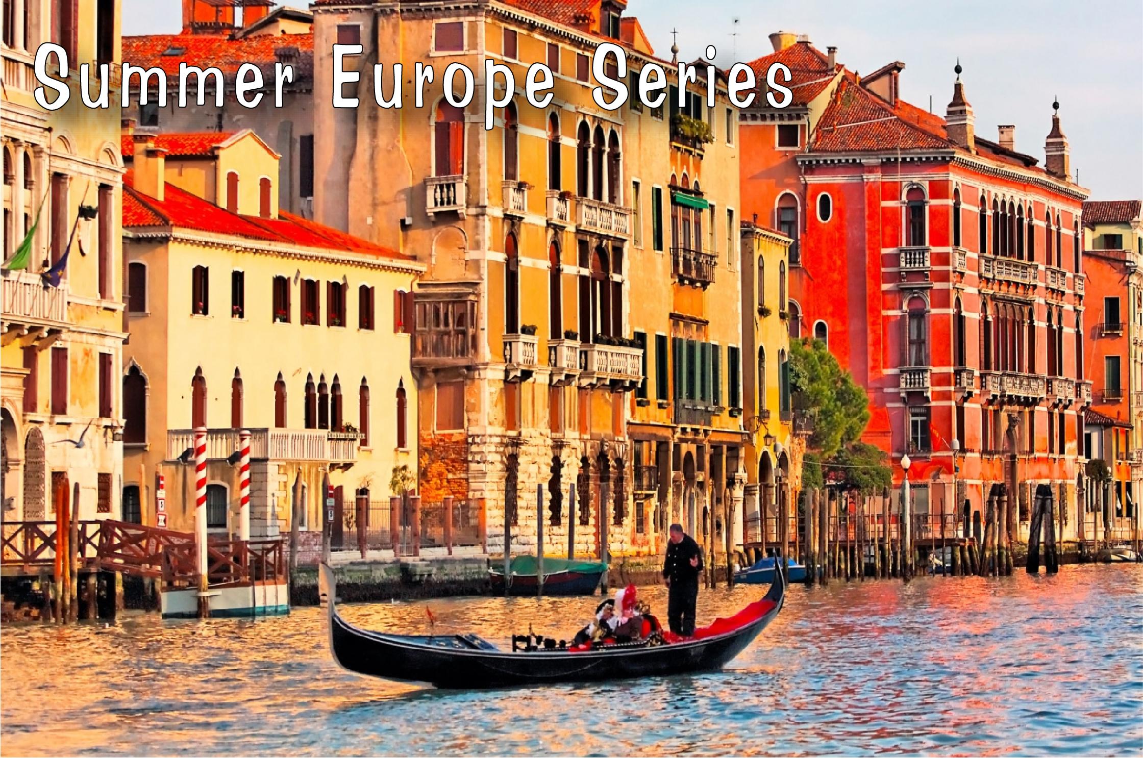Summer Europe Series