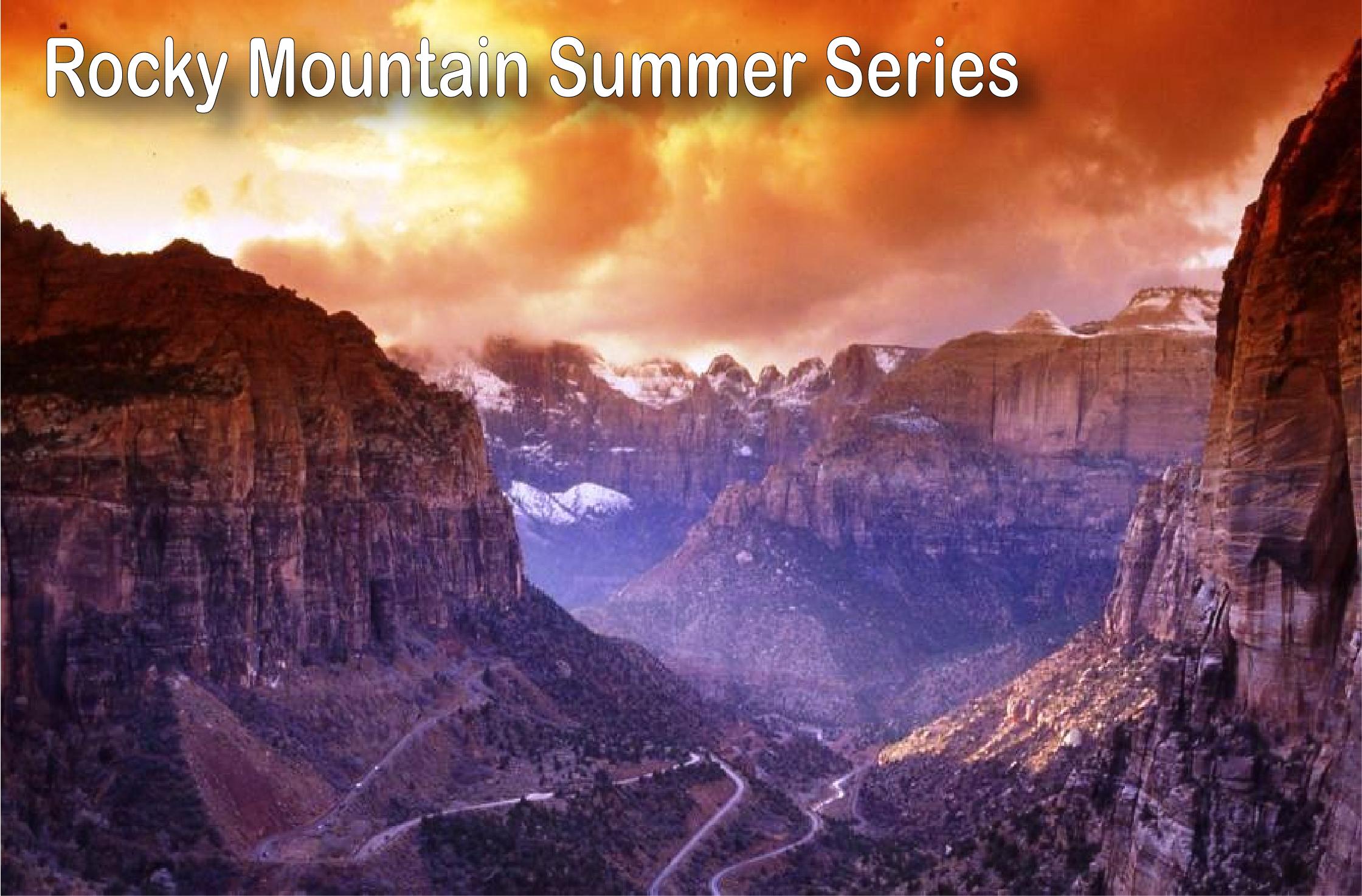 Rocky Mountain Summer Series