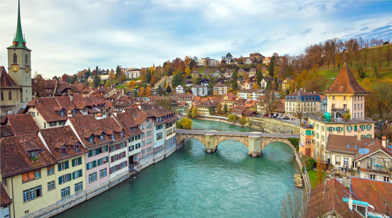 EPX 11 天歐洲瑞士秀麗湖山之旅