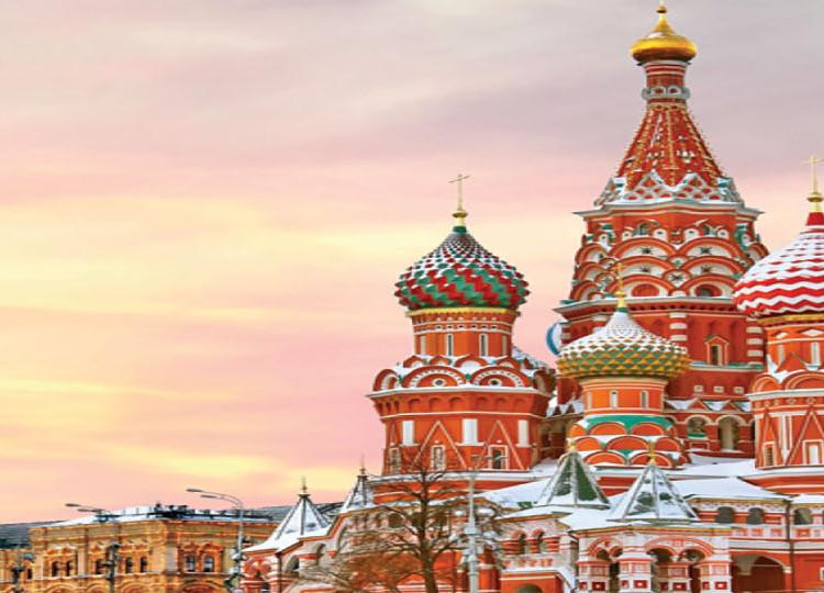 2021   俄羅斯風情9天遊
