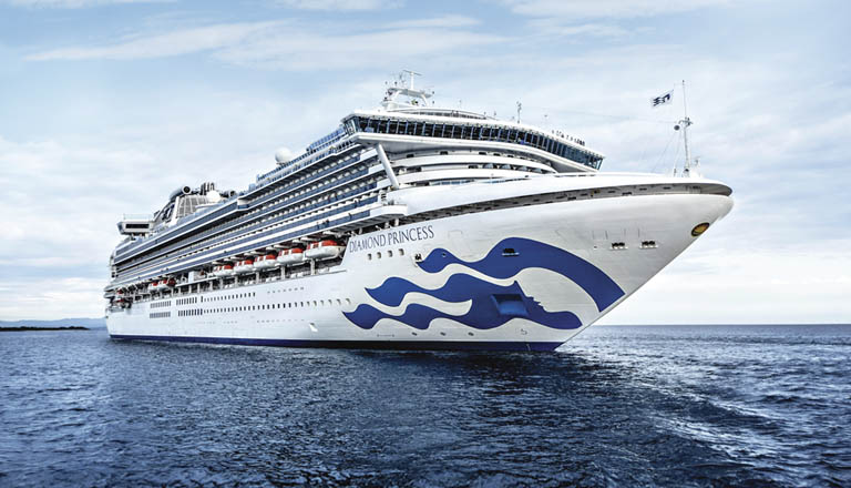 2022 全新船~ 太平洋西海岸5天4夜歡樂遊